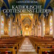 Katholische Gottesdienst-Lieder - Cover
