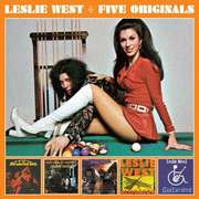 Leslie West: 5 Originals