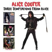 Alice Cooper: Three Temptations From Alice
