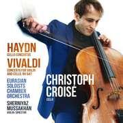 Cello Concertos/Concerto for Violine and Cello, RV 547