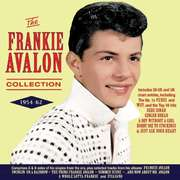 The Frankie Avalon Collection 1954-62