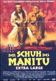 Der Schuh des Manitu - Cover