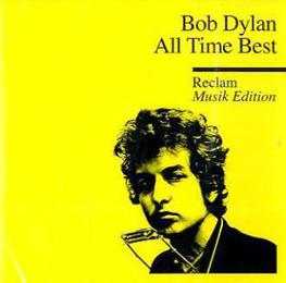 Bob Dylan - All Time Best - Cover