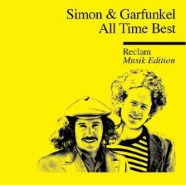 Simon & Garfunkel - All Time Best - Cover