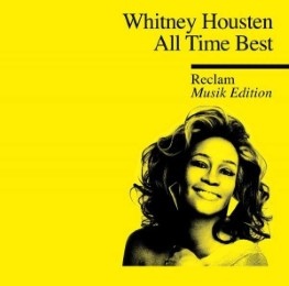 Whitney Houston - All Time Best - Cover