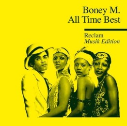 Boney M. - All Time Best - Cover