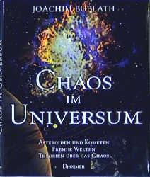 Chaos im Universum - Cover