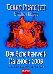 Der Scheibenwelt-Kalender - Cover