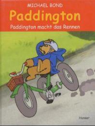 Paddington macht das Rennen