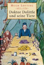 Doktor Dolittle und seine Tiere - Cover