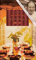 Cotta's kulinarischer Almanach 2000/2001