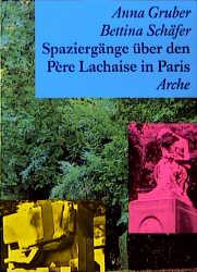 Spaziergänge über den Père Lachaise in Paris - Cover