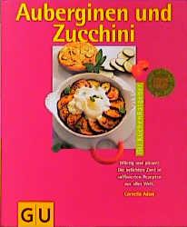 Auberginen und Zucchini