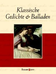 Klassische Gedichte & Balladen - Cover