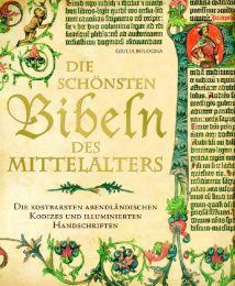 Die schönsten Bibeln des Mittelalters - Cover