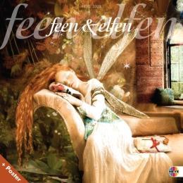Feen & Elfen - Cover