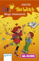 Magic Homework - Cover