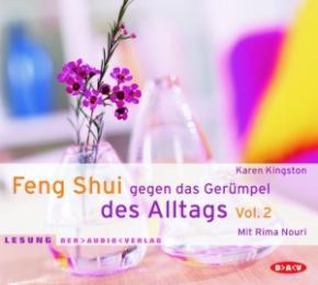 Feng Shui gegen das Gerümpel des Alltags 2 - Cover