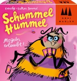 Schummel Hummel - Cover