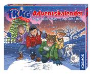 TKKG JUNIOR Adventskalender: Bolzplatz in Gefahr - Finde den Täter! - Cover