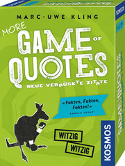 More Game of Quotes - Cover