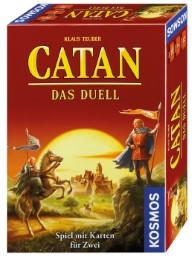 Catan - Das Duell - Cover