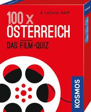 100 x Österreich - Das Film-Quiz - Cover