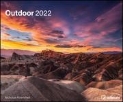 Outdoor 2022 - Foto-Kalender - Poster-Kalender - 60x50 - Natur - Cover