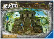 EXIT Adventskalender - Der verborgene Mayatempel - Cover
