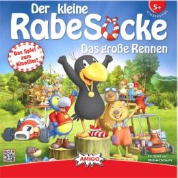 Der kleine Rabe Socke - Das große Rennen - Cover