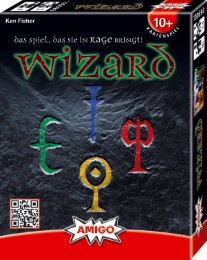 Wizard - Cover