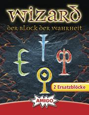 Wizard - Ersatzblöcke - Cover