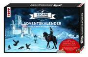 Escape Adventures Adventskalender: Die geheimnisvolle Burg - Cover