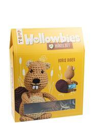 Wollowbies Häkelset Biber