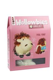 Wollowbies Häkelset Pony