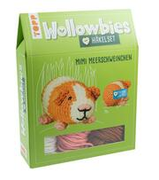 Wollowbies Häkelset Meerschwein