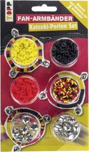 Fan-Armbänder Katsuki-Perlen Set - Cover