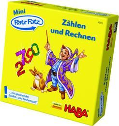 Mini Ratz-Fatz: Zählen und Rechnen - Cover
