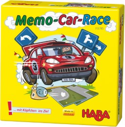 Memo-Car-Race - Cover