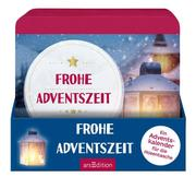 Display Frohe Adventszeit