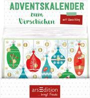 Display AK Adventskalender zum Verschicken