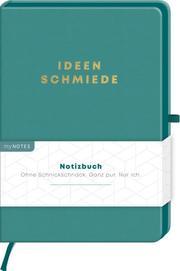 myNOTES Notizbuch Classics Ideenschmiede - Notizbuch im Mediumformat für Träume, Pläne und Ideen