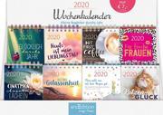 Display Miniwochenkalender 2020