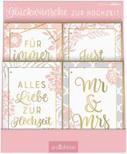 Display Grußkarten Hochzeit deluxe