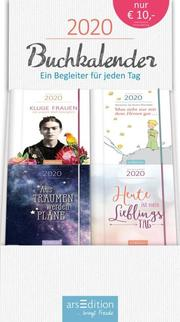 Display Buchkalender 2020