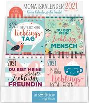 Display Minikalender 2021