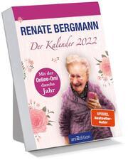 Renate Bergmann - Der Kalender 2022. - Cover