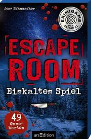 Escape Room - Tod auf Raten. Ein Escape-Krimi-Spiel