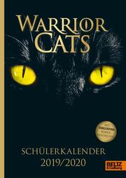 Warrior Cats - Schülerkalender 2019/2020 - Cover