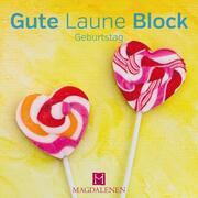 Gute Laune Block 'Geburtstag' - Cover